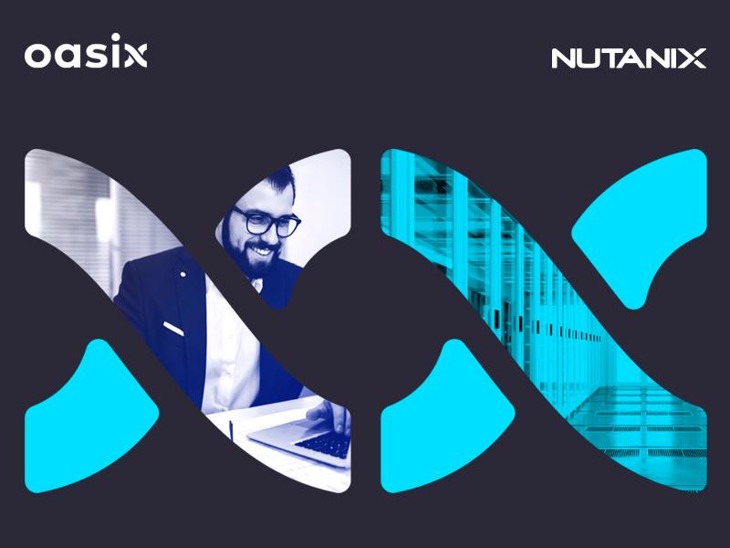 Desayunos hiperconvergentes de OasIX y Nutanix