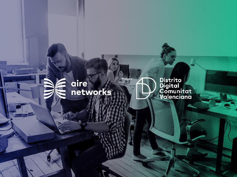 Aire Networks Distrito Digital